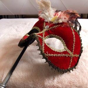 Masquerade Masks for Home Decor